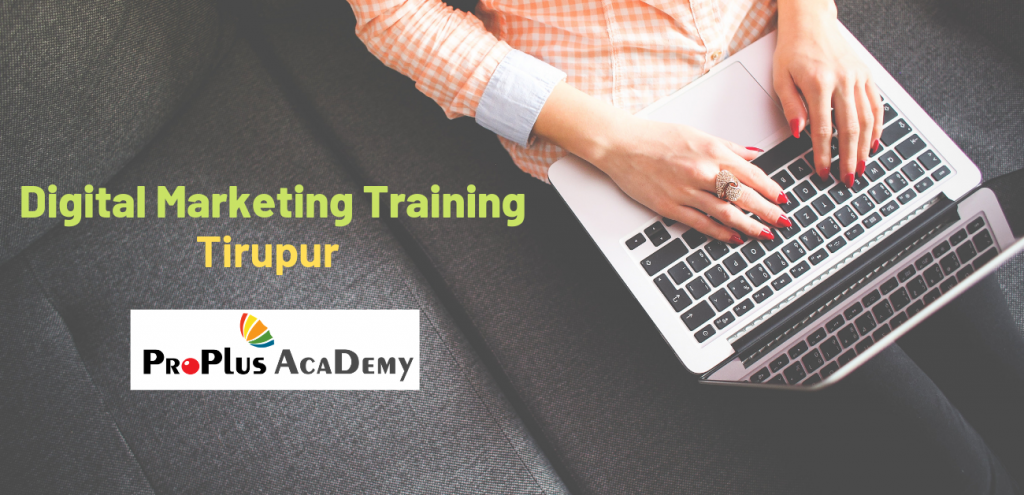 Digital Marketing Training Tirupur