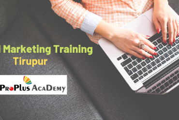 Digital Marketing Training Institute in Tirupur