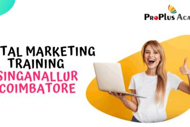Digital Marketing Training Institute in Singanallur
