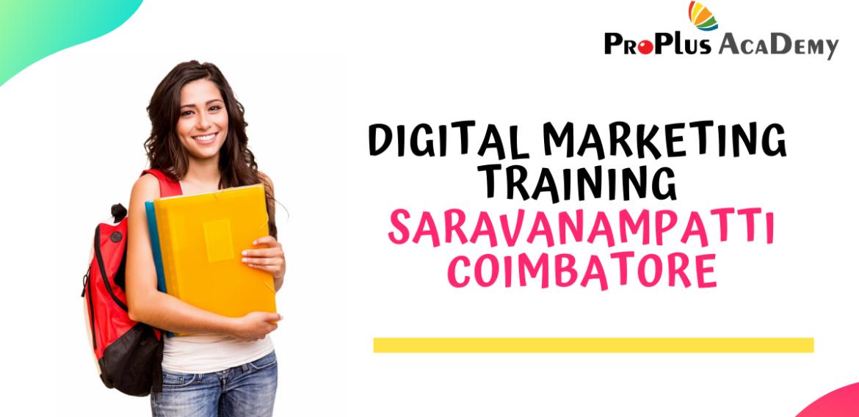 Digital Marketing Institute in Saravanampatti