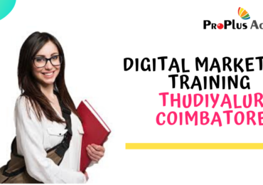 Digital Marketing Training Institute in Thudiyalur